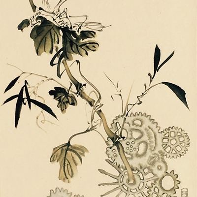 [A0001-0032] 태엽감는 풀