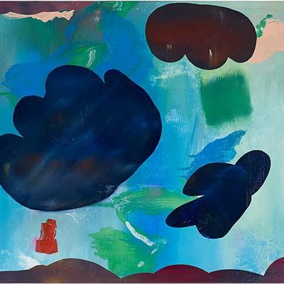 [A0005-0024] 구름, 비행 Cloud, Levitate
