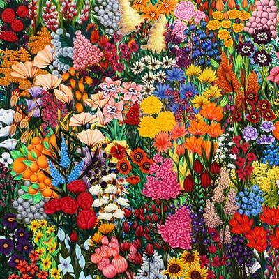 [A0007-0010] Canvas Gardening
