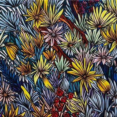 [A0007-0019] Wild Flowers