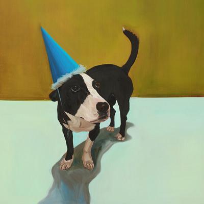 [A0011-0003] 생일고깔을 쓴 앨리