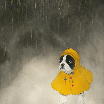 [A0016-0001] 비가 오면 생각나는 그대