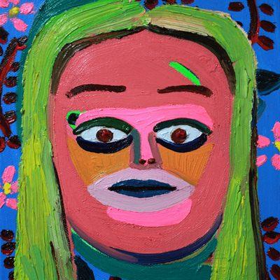 [A0017-0034] portrait