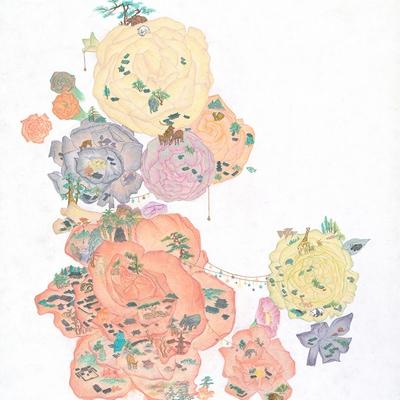[A0020-0018] 夢(몽)