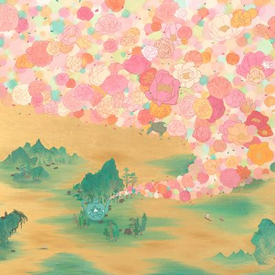 [A0020-0034] 夢(몽)