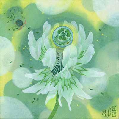 [A0020-0096] 夢(몽)