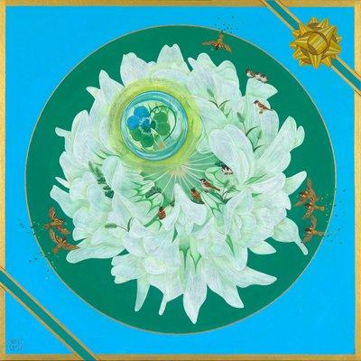 [A0020-0126] 夢(몽);present