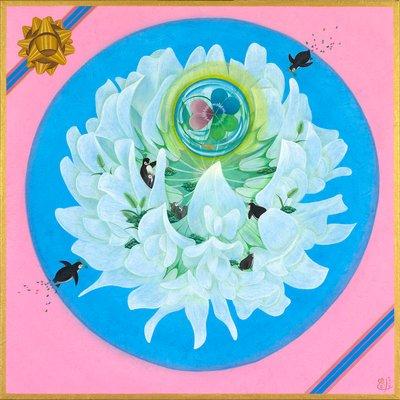 [A0020-0128] 夢(몽);present