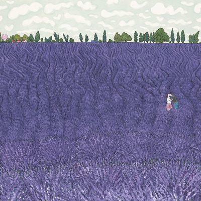 [A0027-0086] 라벤더 언덕 3