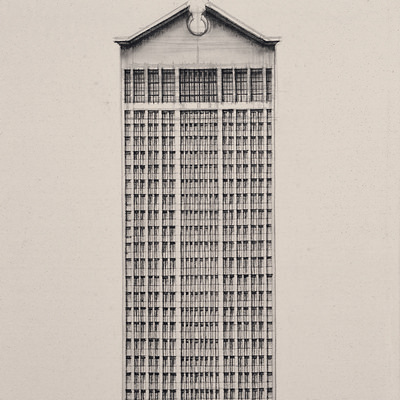 [A0028-0004] Sony Building