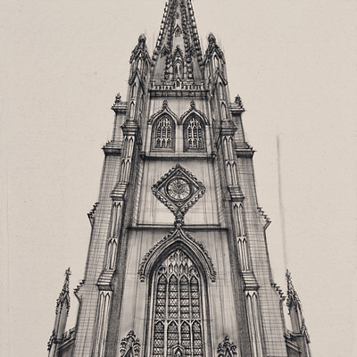 [A0028-0005] St. Patrick's Cathedral