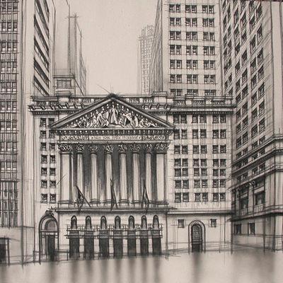 [A0028-0007] New York Wall Street_2