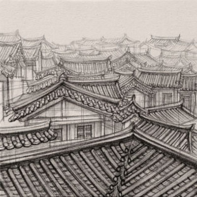 [A0028-0010] 또다시 한옥마을 (return to Hanok Village)