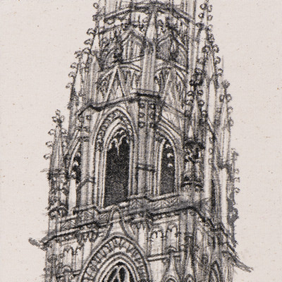 [A0028-0020] Chartres Cathedral_사르트르 성당