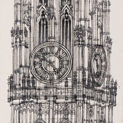 [A0028-0022] Antwerp Cathedral_앤트 워프 성당