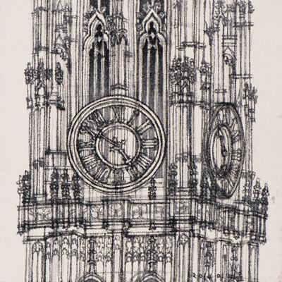 [A0028-0022] Antwerp Cathedral_앤트 워프 성당