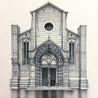 [A0028-0074] Chiesa di Santa Anastasia
