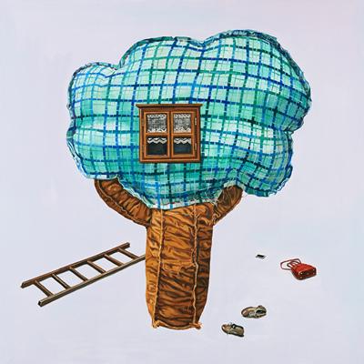[A0030-0002] 나무집 Ⅱ
