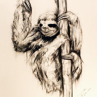 [A0037-0011] Slow Slow Sloth