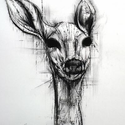 [A0037-0014] A Deer