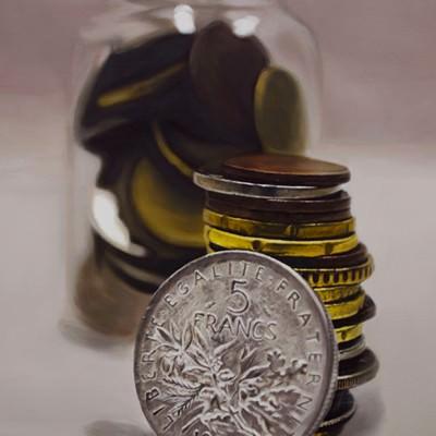 [A0041-0061] Coins-순수