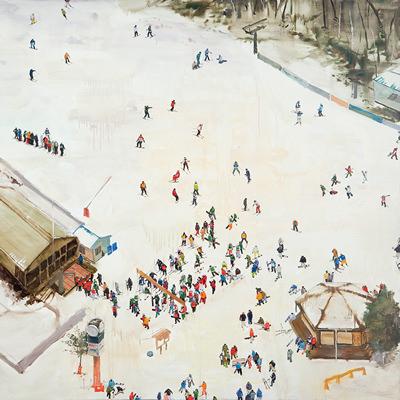 [A0045-0002] Ski Resort
