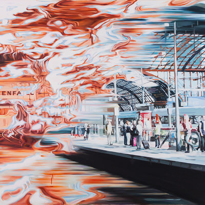 [A0050-0003] Berlin Hauptbahnhof
