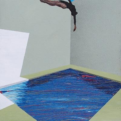 [A0051-0027] 변형된 욕망-다이빙