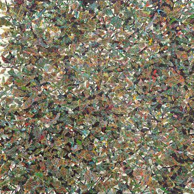[A0051-0043] 변형된 욕망 - 숲에 잔상 7
