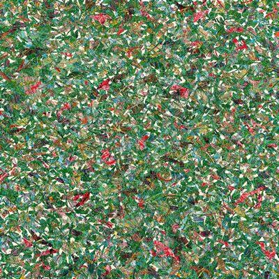 [A0051-0047] 변형된 욕망 - 숲에 잔상 4