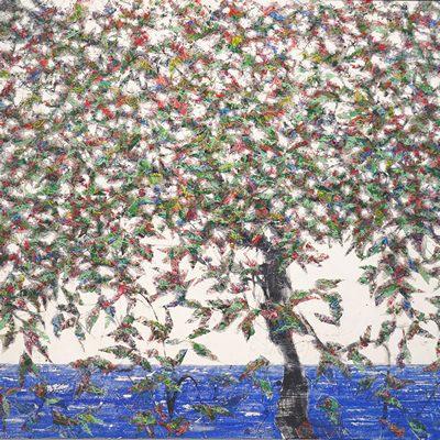 [A0051-0060] 나무의 잔상 15
