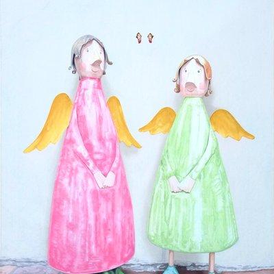 [A0052-0029] 원더우맘(wonderwoMom) 천사들과 노래하다