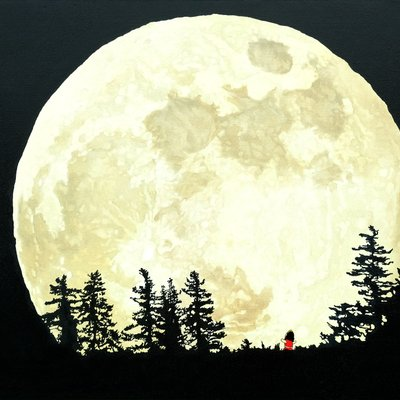 [A0052-0030] 원더우맘(wonderwoMom) 달의 기운을 받다