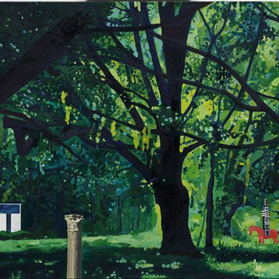 [A0055-0151] 숲의 집