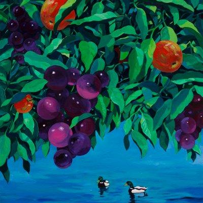 [A0055-0173] 과일 아래 1