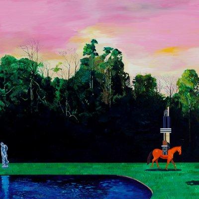 [A0055-0201] 피그말리온의 정원-새벽