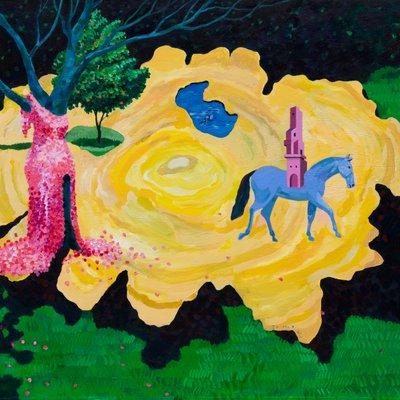 [A0055-0206] 피그말리온의 정원- 나무여인