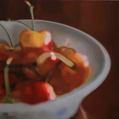 [A0061-0032] 체리 Cherries #1
