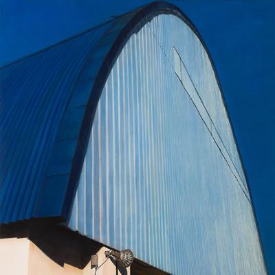 [A0064-0007] 파란 지붕