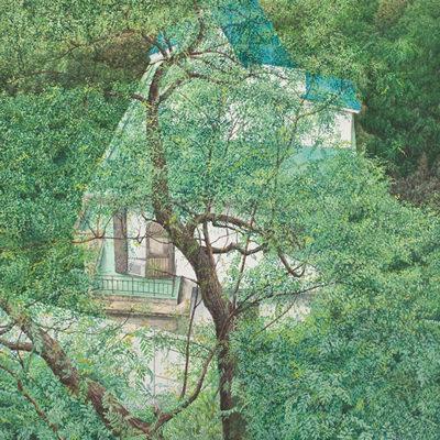 [A0065-0004] 녹색 옥상