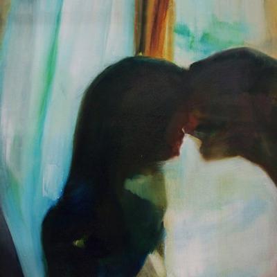 [A0073-0003] The kiss