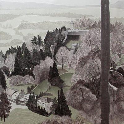 [A0074-0002] Landscape