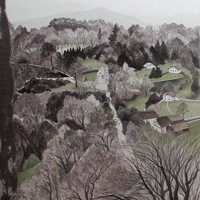 [A0074-0003] Landscape