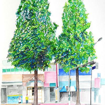 [A0080-0045] 화곡_큰나무