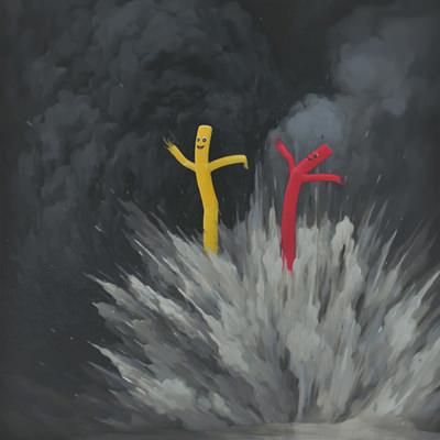 [A0090-0007] 쾅!(폭발)