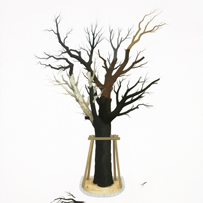 [A0090-0019] 어떤 나무