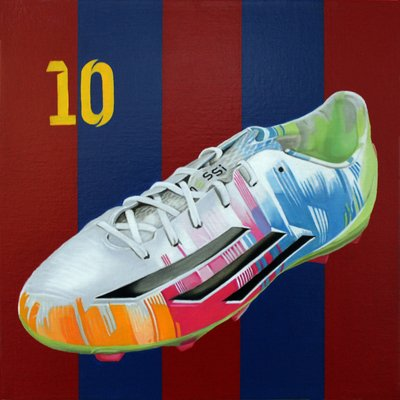 [A0093-0044] Identity Series-Messi