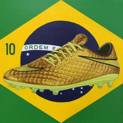 [A0093-0046] Identity Series-Neymar