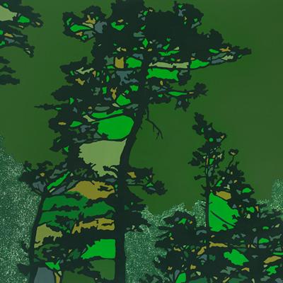 [A0098-0001] FORESTGREEN