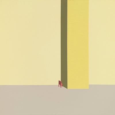 [A0107-0022] Yellow Wall